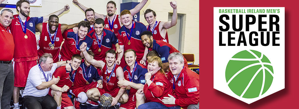 Templeogue win Men's Super League Title