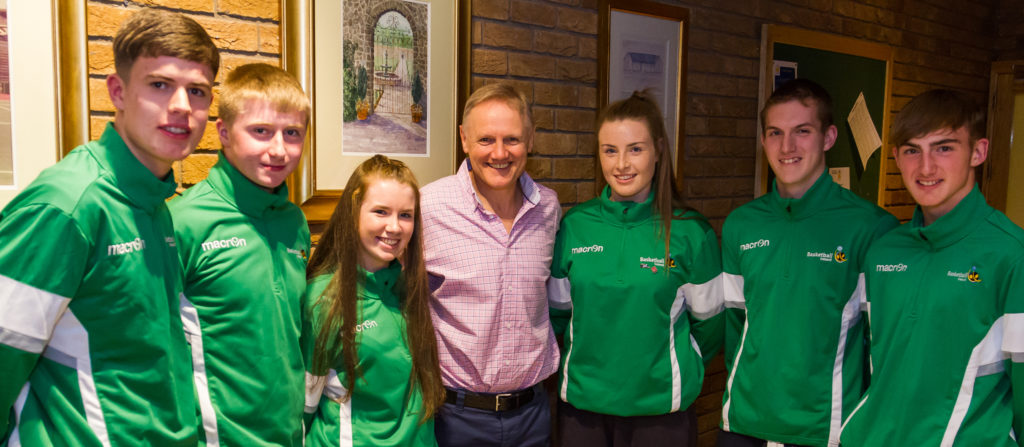 Templeogue BC presents 'An Evening with Joe Schmidt' this Monday