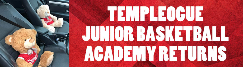 Our Junior Basketball Academy is back