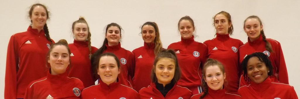 Templeogue off the mark in their first Women's National League campaign